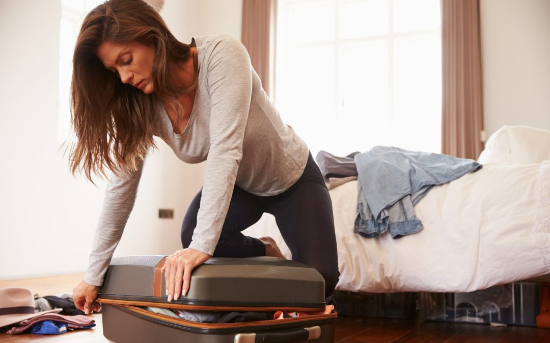 Improve your business by removing the sand from your suitcase